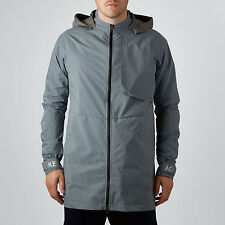 NikeLab ACG Packable Jacket Gray Mens Nike Gore Windstopper 829584-010 size XL