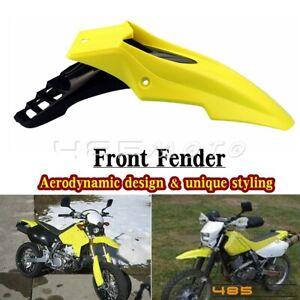 Enduro Dirt Bike Front Fender For Suzuki DRZ400S/M RMZ RM DRZ DR 125/250/400/450