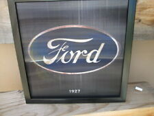 FORD MOTOR COMPANY 3d DISPLAY Auto Shop ford DELUXE STANDARD HOT ROD 1903 1927 l