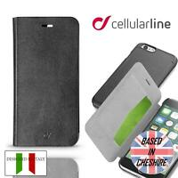 Wallet Phone Case Cover IPhone 7+ 8+ Flip Leather Smart Book Stand Cellularline