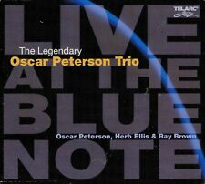 THE OSCAR PETERSON TRIO  live at the Blue Note, 1990 / 4 CD DIGIPACK