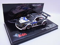 Lot 26147 Minichamps 437116110 Porsche 911 GT3 R Model Car 1:43 IN Boxed
