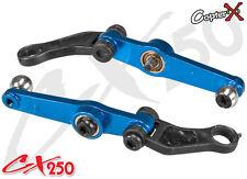 CopterX CX250-01-07 Metal Washout Control Arm Set Align Trex 250 PRO RC Heli