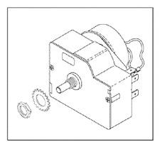 PELTON & CRANE Magnaclave ELECTRIC TIMER (60 MINUTE) - RPI# PCT081