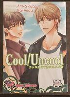 LK NW Yaoi Manga//Graphic Novel in English Stray Cat by Halco