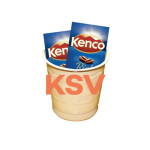 Kenco Rich Coffee White InCup 300 Drinks