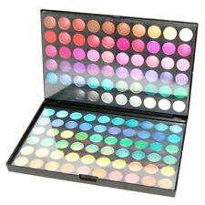 Accessotech, set di palette ombretti professionali, 120 colori