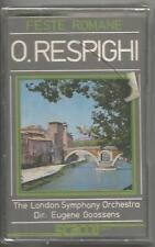 OTTORINO RESPIGHI - Feste romane - EUGENE GOOSSENS MC SIGILLATA SEALED