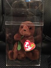Ty Beanie Baby Seaweed The Otter (Retired with Errors) Mint Condition
