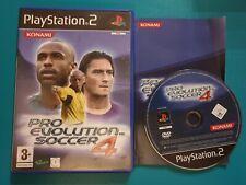 PS2 : pro evolution soccer 4 PES