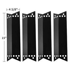 Grill Heat Shield Kenmore Replacement Parts, 4-pack 15 Inch Porcelain Steel Bbq