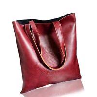 Women Crown Handbags Ladies Retro Shoulder Messenger Leather Casual Tote Bags