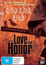 Love And Honor (DVD, 2007) New & Sealed