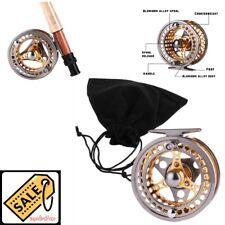 Fly Fishing Reel Fishing Reel Cut Large Light Arbor Casting Aluminium Wheel 5/6