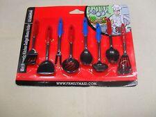 Set of 8 Plastic Magnetic Memo Holders/Refrigerator Magnets Utensils