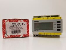 GAVAZZI WM2-DIN AV5.3.D.P.X energy analyzer DIN rail