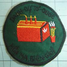 Patch - Border Funerals - Vietnam War - PRU ELITE RECON, Danh Du To Quoc - 3005