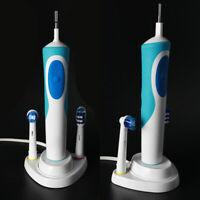 2X Neu Elektrische Zahnbürste D12D20D16D10 Ladegerät Stand Basis Stent-Halt D7Y7