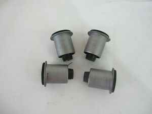 4 FRONT UPPER CONTROL ARM BUSHING FOR 350Z 03-09 370Z 09-14 STAGEA M35 01-07