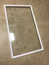 WHIRLPOOL REFRIGERATOR GLASS SHELF P/N W10486289 W10308856, W10423879, W10486289