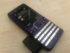 Sony Ericsson Cyber-shot K770i - Violet (Three) Mobile Phone & 1GB Card