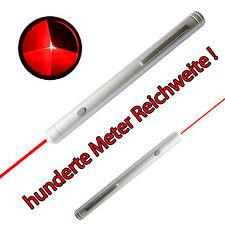 Rot Red Laserpointer Stift Pen Beam 650nm 1mw Präsentation Light Star Zeiger LED