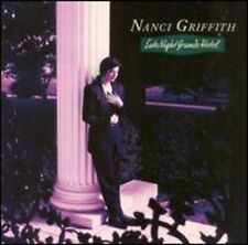 Nanci Griffith - Late Night Grande Hotel [New CD] Manufactured On Demand