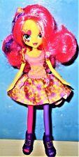 Equestria Girls Doll Rainbow Rocks Fluttershy Original Dress & Shoes *REDUCED*