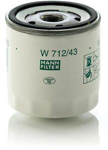 Mann-filter Oil Filter W712/43