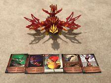 Bakugan B3 Dragonoid Colossus 100% Complete GOOD CONDITION