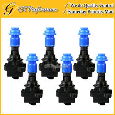 OEM Quality Ignition Coil 6PCS for 1994-1998 Toyota Supra  3.0L L6 Twin Turbo