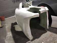 S14 200sx nissan silvia rear overfenders drift track drag frp