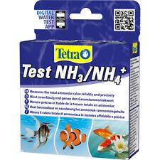 Tetra NH3/NH4+ Kit De Amoniaco Prueba de Agua Acuario