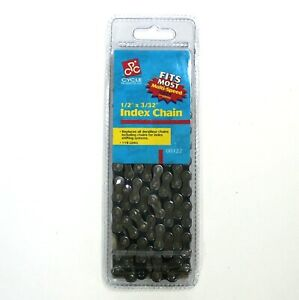 Bike Chain by: Cycle Products Company, 116 links, Index Chain 1/2 x 3/32