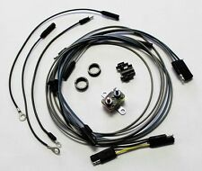 New! 1965 - 1966 Ford MUSTANG GT Fog Light Wire Harness Complete Kit w/ Breaker