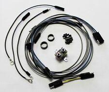 New! 1964-1966 Ford MUSTANG GT Fog Light Wire Harness Complete Kit w/ Breaker