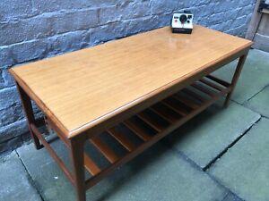 Mid Century Modern Remploy Coffee Table 1977. Vintage/Retro/Furniture/Interior