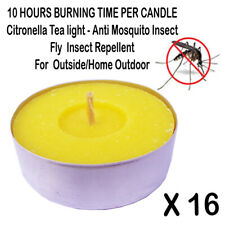 Prices SMT002418 Maxi Tealights Citronella, 10 hr - 4 Pack