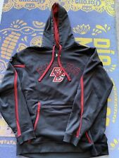 Boston College Eagles Stitched Black XL Hoodie + Pants L (fits XL)