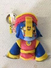 RARE Darkstalkers Vampire Hunter HSIEN KO plush figure keychain toy Capcom 1990s