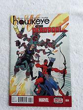 Hawkeye vs. Deadpool #4 (March 2015, Marvel) Fine