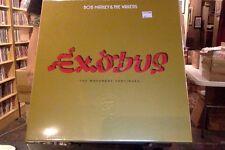 "Bob Marley & the Wailers Exodus Movement Continues 4xLP + 2x7"" sealed vinyl box"