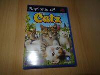 Catz - PlayStation 2 PS2 - New & Sealed pal