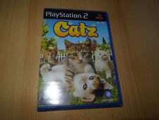 Catz - PLAYSTATION 2 PS2 - Nuevo Precintado Pal