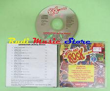 CD MITI DEL ROCK LIVE 7 SATISFACTION compilation 1993 ROLLING STONES (C31) no mc