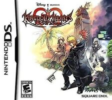 NINTENDO DS NDS GAME KINGDOM HEARTS 358/2 DAYS BRAND NEW & FACTORY SEALED
