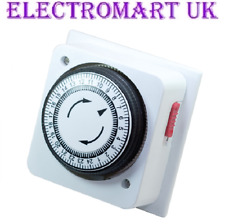 24 H affichage mécanique Thermoplongeur Timer Time Switch 16 A 4000 W