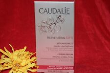 Caudalie Resveratrol Full Size Firming Serum Smoothes Firm 1 Oz In Box Authentic