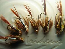 Irideus Ava's All Star Olive Oil Attractor Nymph Steelhead Fly Fishing Flies