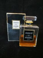 Chanel, Coco Eau de Parfum Paris 1.7 oz. Original Box, Half Full VINTAGE